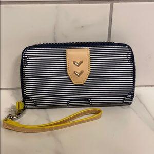 Stella & Dot Madison Tech Wallet (Wristlet)